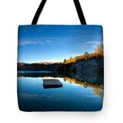 C E Landscape Tote Bag