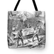 California Gold Rush, 1860 Tote Bag