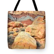 Capitol Reef Sunset Tote Bag