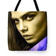 Cara Delevingne Collection Tote Bag