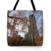 Central Park New York City Tote Bag