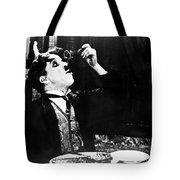 Chaplin: Gold Rush. 1925 Tote Bag