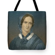 Charlotte Bronte, English Author Tote Bag