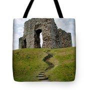 Christchurch Castle Tote Bag