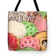 Christmas Cookies Tote Bag