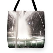 Christmas Time Season In Rock Hill South Carolina Tote Bag