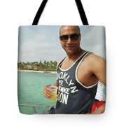 Christopher Oyolokor Tote Bag
