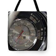 Chrome Dash Tote Bag