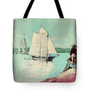 Clear Sailing Tote Bag