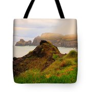 Coastal Landscape Tote Bag