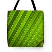 Coconut Palm Leaf Tote Bag