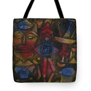 Collection Of Figurines Tote Bag