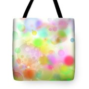 Colorful Abstract 3 Tote Bag