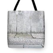 Concrete Background Tote Bag