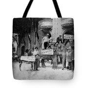 Coney Island: Luna Park Tote Bag