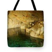 Crystal Cave In Hamilton Parish Bermuda Tote Bag