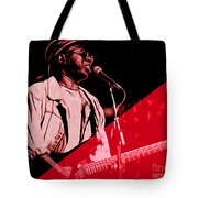 Curtis Mayfield Collection Tote Bag