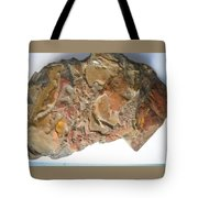 3-d Abstract  Tote Bag