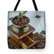 Daily Grind Coffee Tote Bag