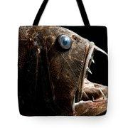 Deep Sea Fangtooth Tote Bag