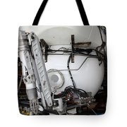 Deep Sea Submarine Tote Bag