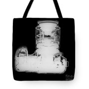 Digital Camera X-ray Tote Bag