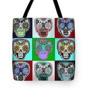 Dod Art 123 Tote Bag