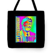 Donald Trump 2016 Presidential Candidate Tote Bag