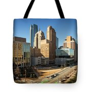 Downtown Okc Tote Bag