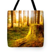 Drawings Landscapes Tote Bag
