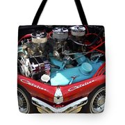 3 Duces Tote Bag