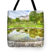 Dunrobin Castle Reflected Tote Bag