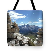 Durrenstein, Dolomites, Italy Tote Bag