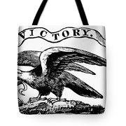 Eagle, 19th Century Tote Bag