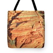 Early Morning In Valley Of Fire Tote Bag