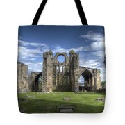 Elgin Cathedral Tote Bag