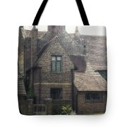 English Cottage Tote Bag