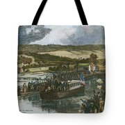 Erie Canal Opening, 1825 Tote Bag