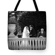 Etzel Mcdougal Wedding Tote Bag