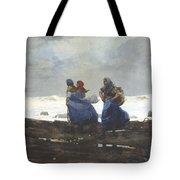 Fishwives  Tote Bag