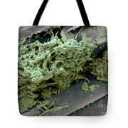 Flossing Tote Bag