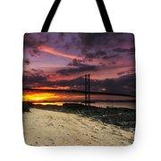Forth Road Bridge Tote Bag