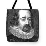 Francis Bacon, English Polymath Tote Bag