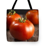 Fresh Tomatoes Tote Bag