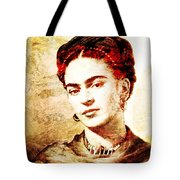 Frida Tote Bag