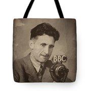 George Orwell 1 Tote Bag