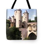 Germans Gate - Metz, France Tote Bag