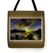 Glory Be To The Father, Glory Be To The Son, Glory Be To The Holy Ghost. L A S - Hudson River Style Tote Bag