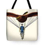 Goupils Flying Machine, 1883 Tote Bag