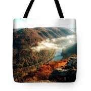 Grandview New River Gorge Tote Bag